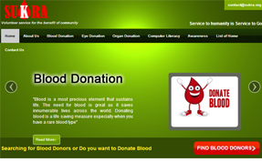 Sukra organ and Blood Donation